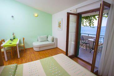 Studio flat AS-6673-a - Apartments Podgora (Makarska) - 6673