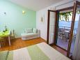 Dining room - Studio flat AS-6673-a - Apartments Podgora (Makarska) - 6673