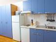 Kitchen - Studio flat AS-6673-b - Apartments Podgora (Makarska) - 6673