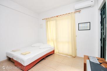 Živogošće - Blato, Living room u smještaju tipa apartment, dostupna klima i WIFI.