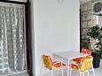 Terrace 1 - Apartment A-6686-a - Apartments Brela (Makarska) - 6686