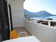 Balcony 1 - Apartment A-6735-b - Apartments Podaca (Makarska) - 6735