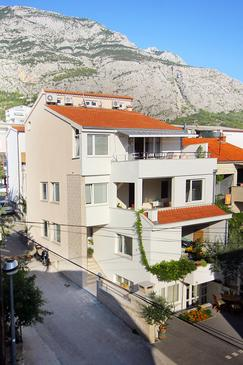 Property Makarska (Makarska) - Accommodation 6740 - Apartments with pebble beach.