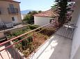Balcony - Studio flat AS-6745-e - Apartments Podaca (Makarska) - 6745