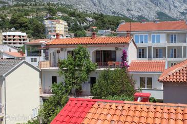 Property Baška Voda (Makarska) - Accommodation 6748 - Apartments and Rooms near sea with pebble beach.