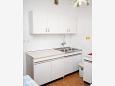 Kitchen - Apartment A-6749-a - Apartments Krvavica (Makarska) - 6749