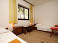 Bedroom 3 - Apartment A-6749-a - Apartments Krvavica (Makarska) - 6749