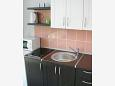 Kitchen - Studio flat AS-6750-a - Apartments Promajna (Makarska) - 6750