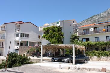 Property Živogošće - Blato (Makarska) - Accommodation 6755 - Apartments and Rooms with pebble beach.