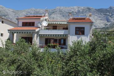 Property Promajna (Makarska) - Accommodation 6760 - Apartments near sea with pebble beach.