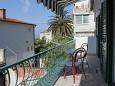 Balcony - Apartment A-6765-c - Apartments Makarska (Makarska) - 6765