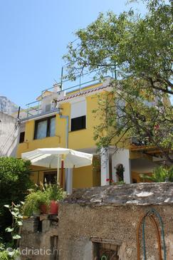 Property Baška Voda (Makarska) - Accommodation 6785 - Apartments with pebble beach.