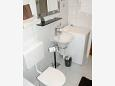 Bathroom 1 - Apartment A-6793-a - Apartments Makarska (Makarska) - 6793