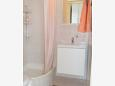 Bathroom - Studio flat AS-6793-a - Apartments Makarska (Makarska) - 6793
