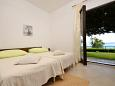 Bedroom 1 - House K-6815 - Vacation Rentals Gornji Tučepi - Podpeć (Makarska) - 6815