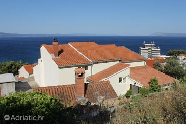 Property Podgora (Makarska) - Accommodation 6816 - Apartments with pebble beach.