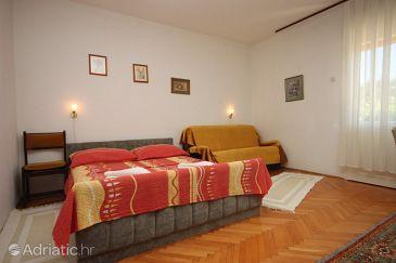 Zaostrog, Living room u smještaju tipa apartment, WIFI.