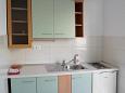 Kitchen - Studio flat AS-6827-j - Apartments Baška Voda (Makarska) - 6827