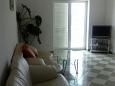 Living room - Apartment A-6828-a - Apartments and Rooms Brela (Makarska) - 6828
