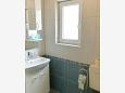 Bathroom - Studio flat AS-6834-c - Apartments and Rooms Makarska (Makarska) - 6834