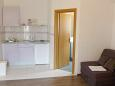 Bedroom - Studio flat AS-6834-c - Apartments and Rooms Makarska (Makarska) - 6834