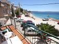Balcony 2 - House K-6835 - Vacation Rentals Drašnice (Makarska) - 6835