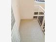 Balcony - Apartment A-6844-d - Apartments Makarska (Makarska) - 6844