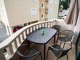 Balcony 1 - Apartment A-6849-a - Apartments Promajna (Makarska) - 6849