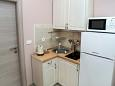 Kitchen - Apartment A-6849-c - Apartments Promajna (Makarska) - 6849