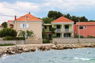 Property Pašman (Pašman) - Accommodation 685 - Apartments near sea with rocky beach.
