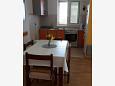 Dining room - Apartment A-6850-a - Apartments Makarska (Makarska) - 6850