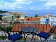 Balcony 2 - Apartment A-6858-a - Apartments Makarska (Makarska) - 6858