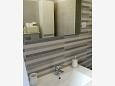 Bathroom 1 - Apartment A-6858-a - Apartments Makarska (Makarska) - 6858