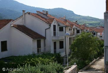 Property Hvar (Hvar) - Accommodation 6866 - Apartments with pebble beach.