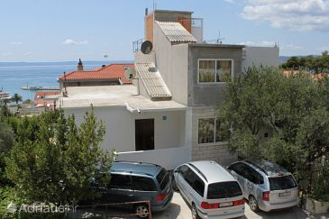 Property Baška Voda (Makarska) - Accommodation 6868 - Apartments with pebble beach.