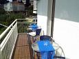 Balkon - Studio AS-6881-b - Apartamenty Gradac (Makarska) - 6881