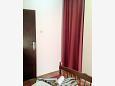 Bedroom - Studio flat AS-6881-d - Apartments Gradac (Makarska) - 6881
