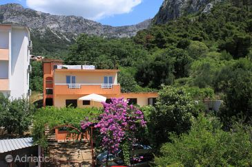 Property Gradac (Makarska) - Accommodation 6903 - Apartments and Rooms near sea with pebble beach.