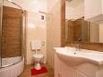 Bathroom - Apartment A-6926-c - Apartments Fiorini (Novigrad) - 6926