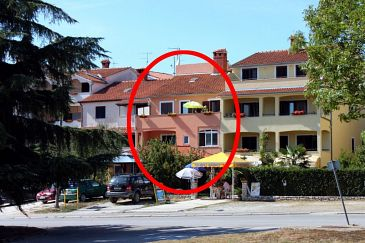 Property Vrsar (Poreč) - Accommodation 6929 - Apartments in Croatia.