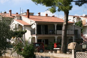 Property Tar (Poreč) - Accommodation 6943 - Apartments with pebble beach.