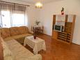 Living room - House K-6956 - Vacation Rentals Valbandon (Fažana) - 6956
