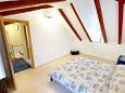 Bedroom 1 - House K-6970 - Vacation Rentals Drvenik Veliki (Drvenik) - 6970