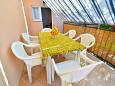 Terrace - Apartment A-6990-a - Apartments Valbandon (Fažana) - 6990