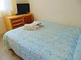Bedroom 1 - Apartment A-702-a - Apartments Postira (Brač) - 702