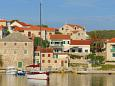 Property Postira (Brač) - Accommodation 702 - Apartments near sea with pebble beach.