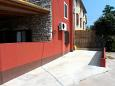 Parking lot Zambratija (Umag) - Accommodation 7030 - Apartments near sea.