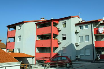 Property Pula (Pula) - Accommodation 7034 - Apartments with pebble beach.