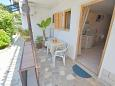 Terrace - Studio flat AS-7054-a - Apartments Novigrad (Novigrad) - 7054