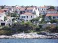 Property Postira (Brač) - Accommodation 706 - Apartments near sea with rocky beach.